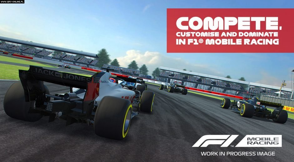 F1 Mobile Racing AND, iOS Gry Screen 1/5, Eden Games, Codemasters Software