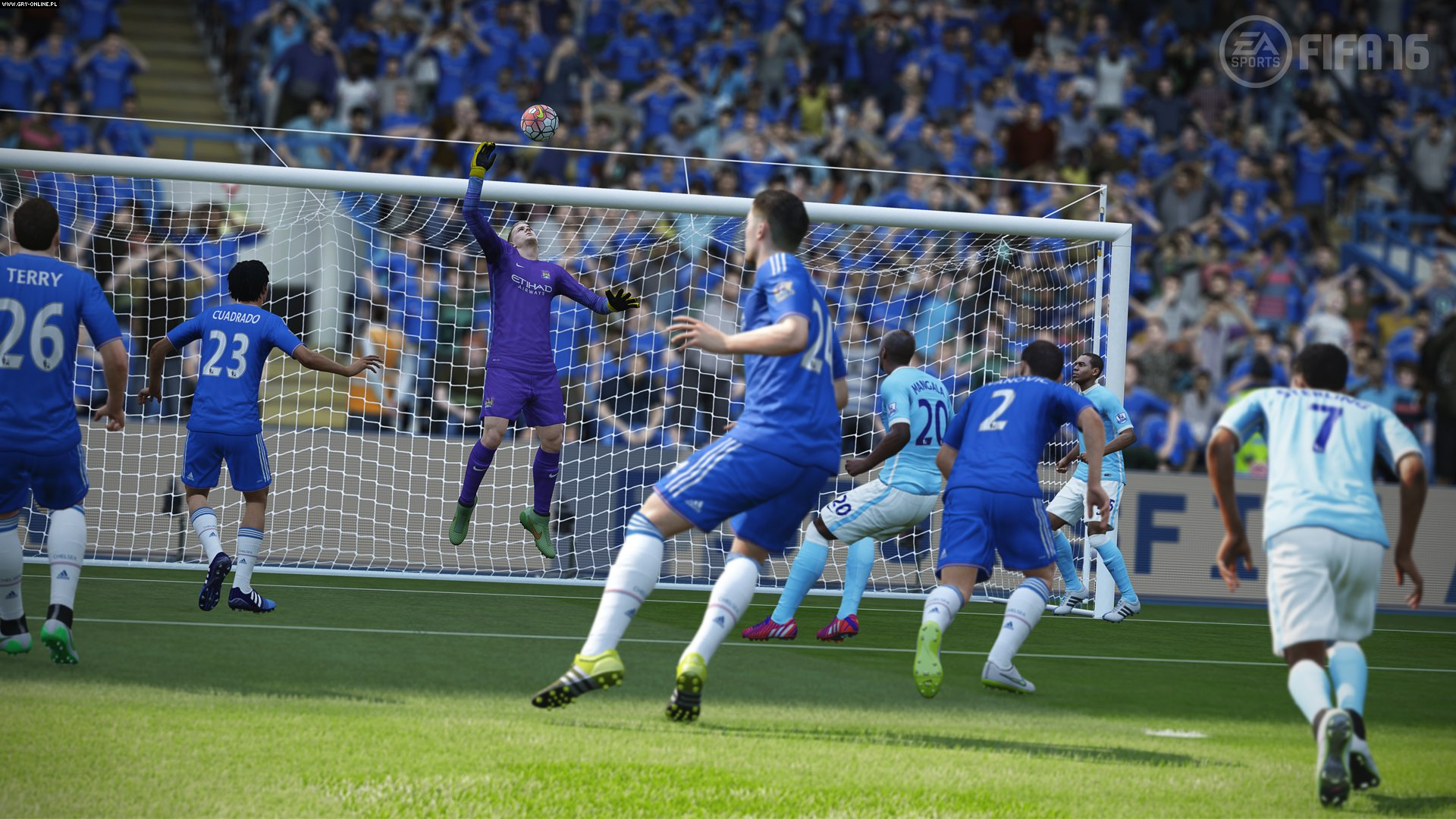 FIFA 16 PC, PS4, XONE Gry Screen 5/21, EA Sports, Electronic Arts Inc.