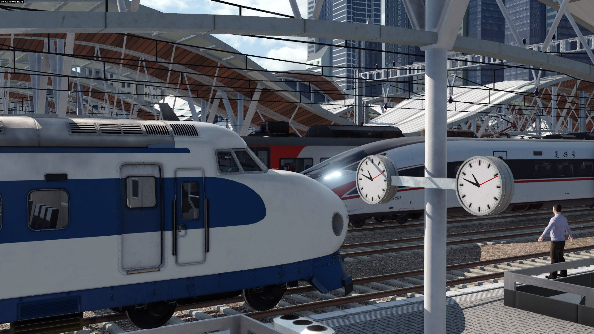 Transport Fever 2 PC Gry Screen 5/16, Urban Games, Good Shepherd Entertainment / Gambitious