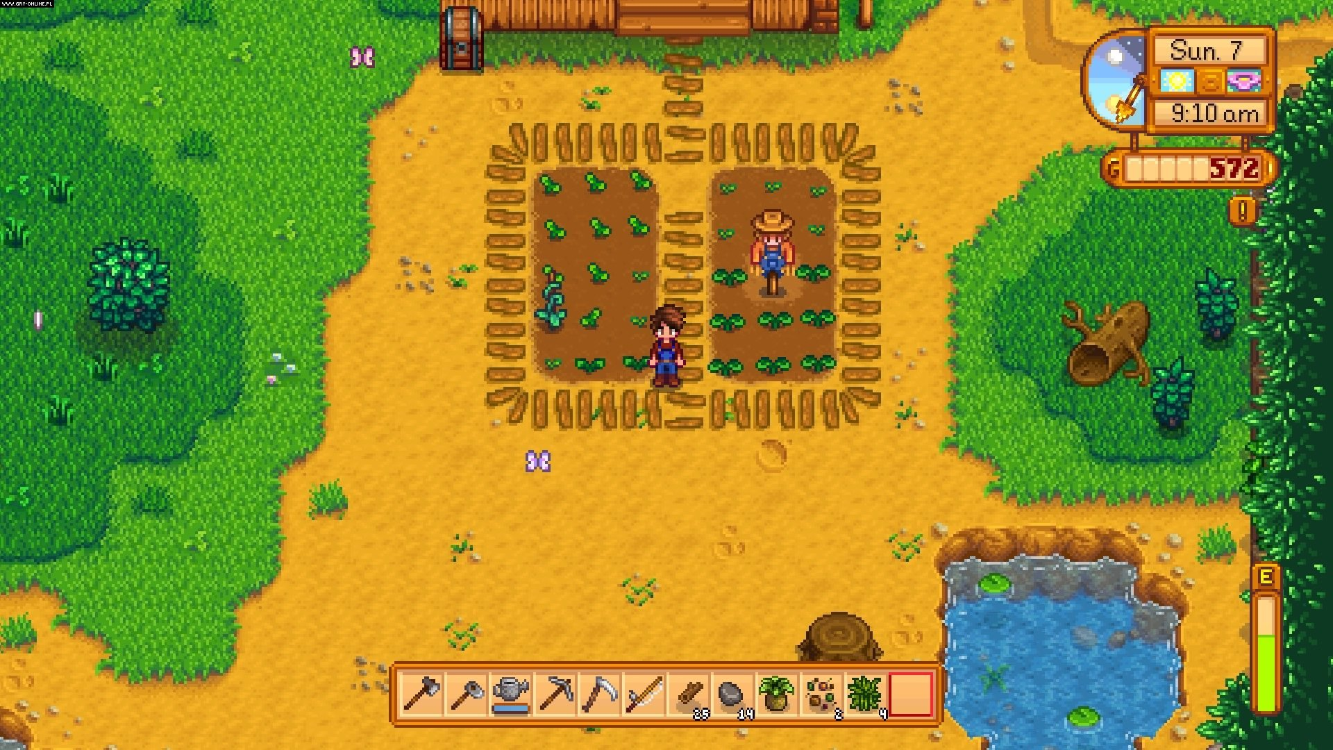 Stardew Valley PC, PSV, PS4, XONE, Switch Gry Screen 6/28, Concerned Ape, Chucklefish