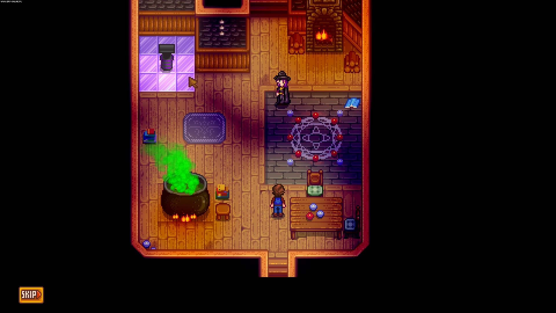 Stardew Valley PC, PSV, PS4, XONE, Switch Gry Screen 4/28, Concerned Ape, Chucklefish