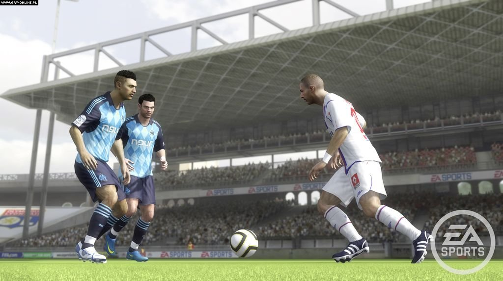 FIFA 10 PS3 Gry Screen 73/81, EA Sports, Electronic Arts Inc.