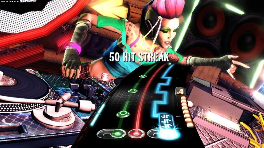 DJ Hero X360 Gry Screen 33/33, FreeStyleGames, Activision Blizzard