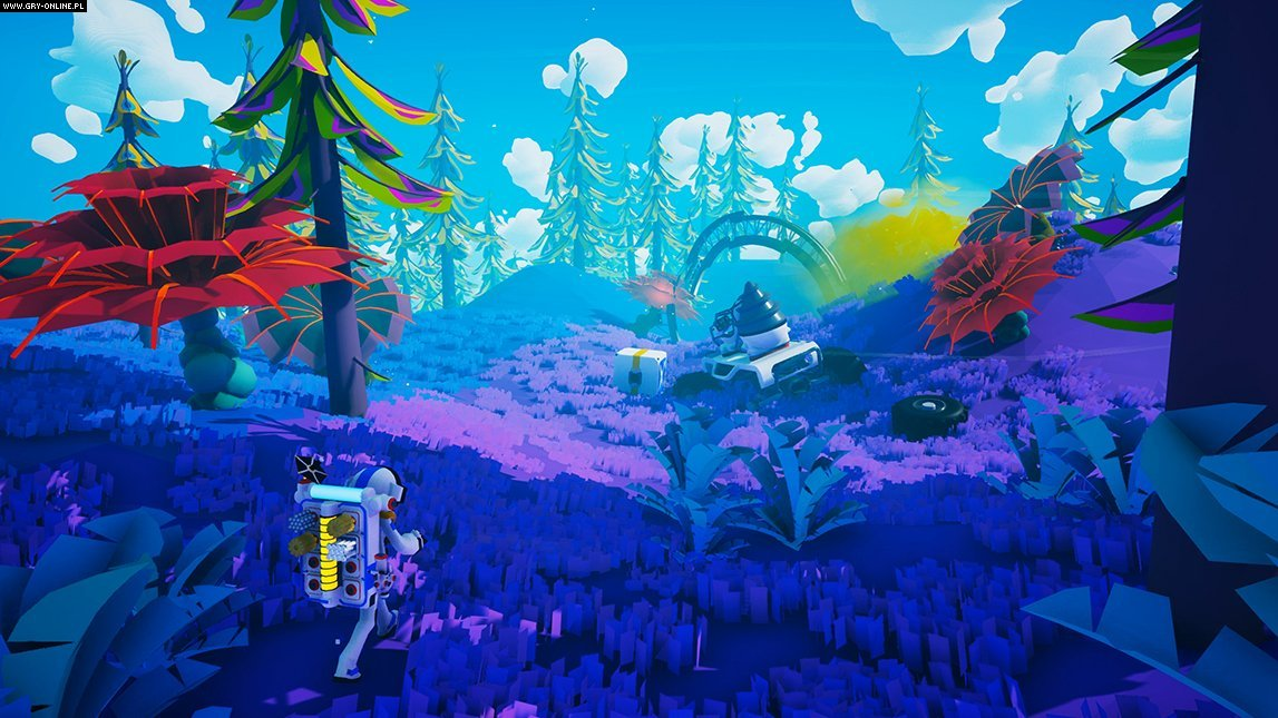 Astroneer PC, PS4, XONE Gry Screen 9/94, System Era Softworks