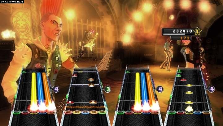 Guitar Hero 5 Wii Gry Screen 11/37, Neversoft Entertainment, Activision Blizzard