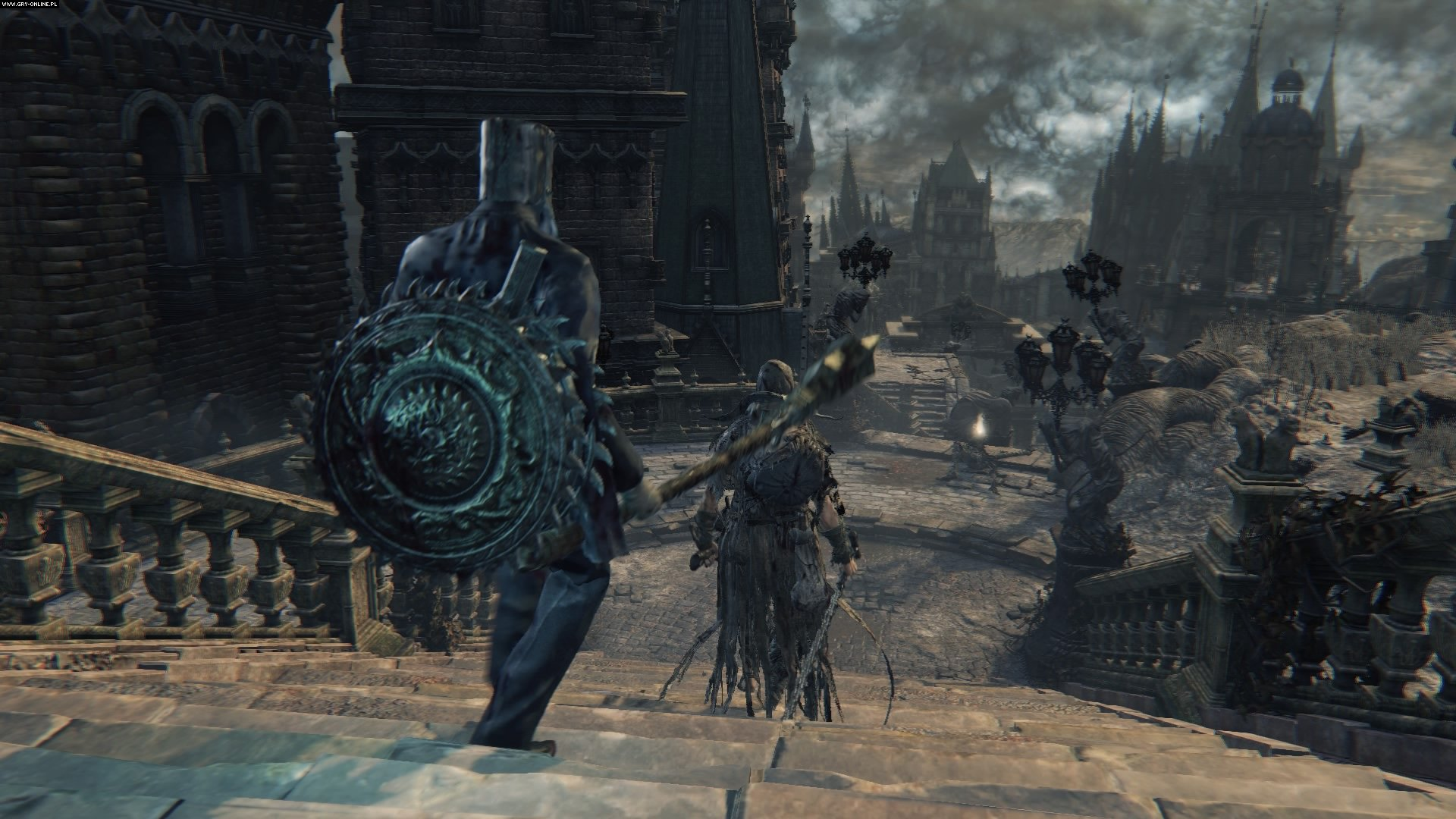 Bloodborne: The Old Hunters PS4 Gry Screen 6/50, FromSoftware, Sony Interactive Entertainment