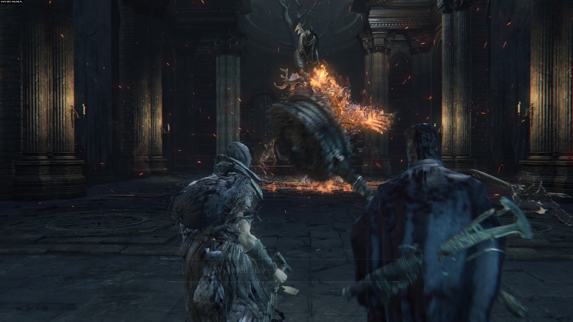 Bloodborne: The Old Hunters PS4 Gry Screen 3/50, FromSoftware, Sony Interactive Entertainment