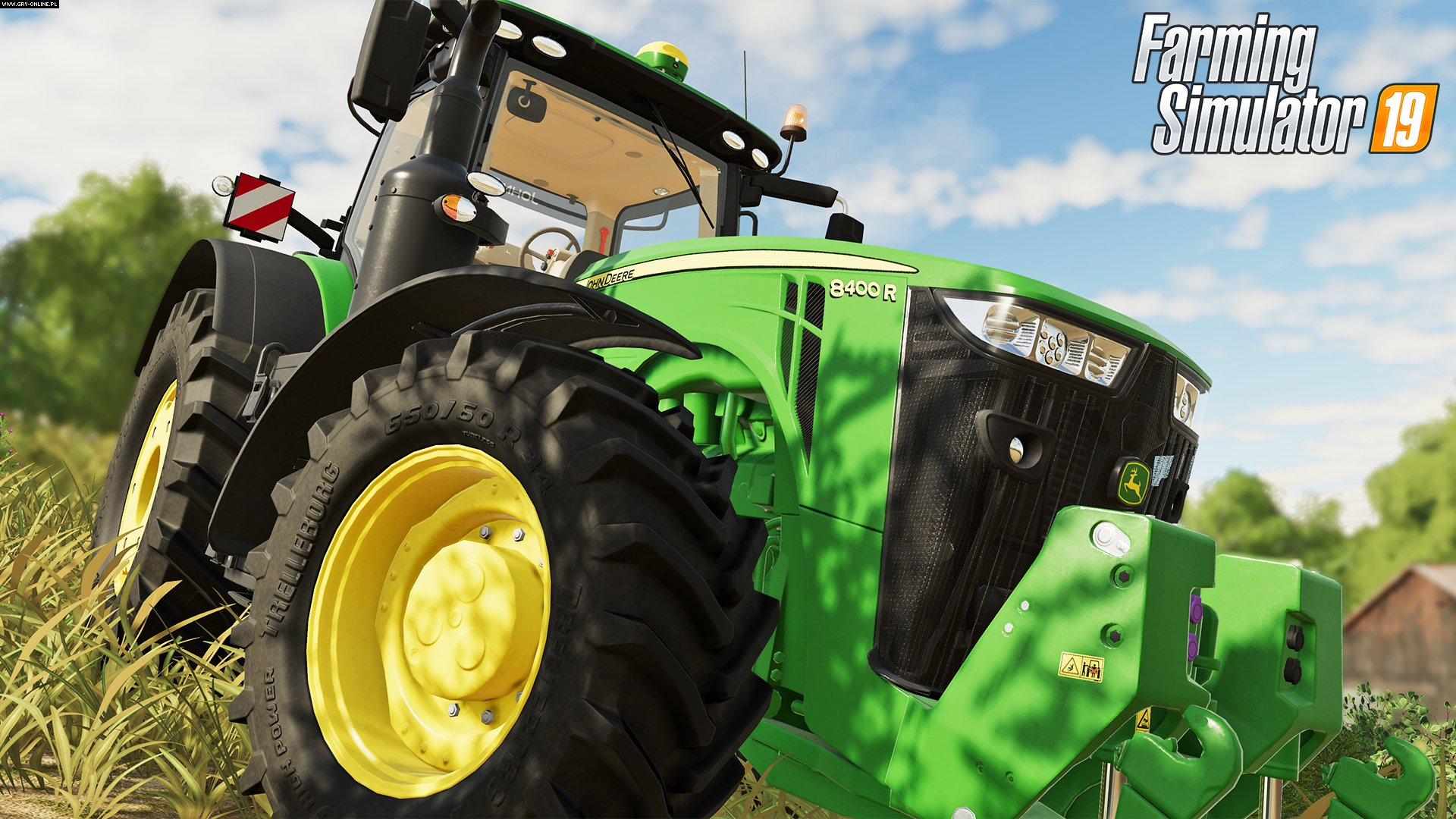 Farming Simulator 19 PC, PS4, XONE Gry Screen 7/11, GIANTS Software, Focus Home Interactive