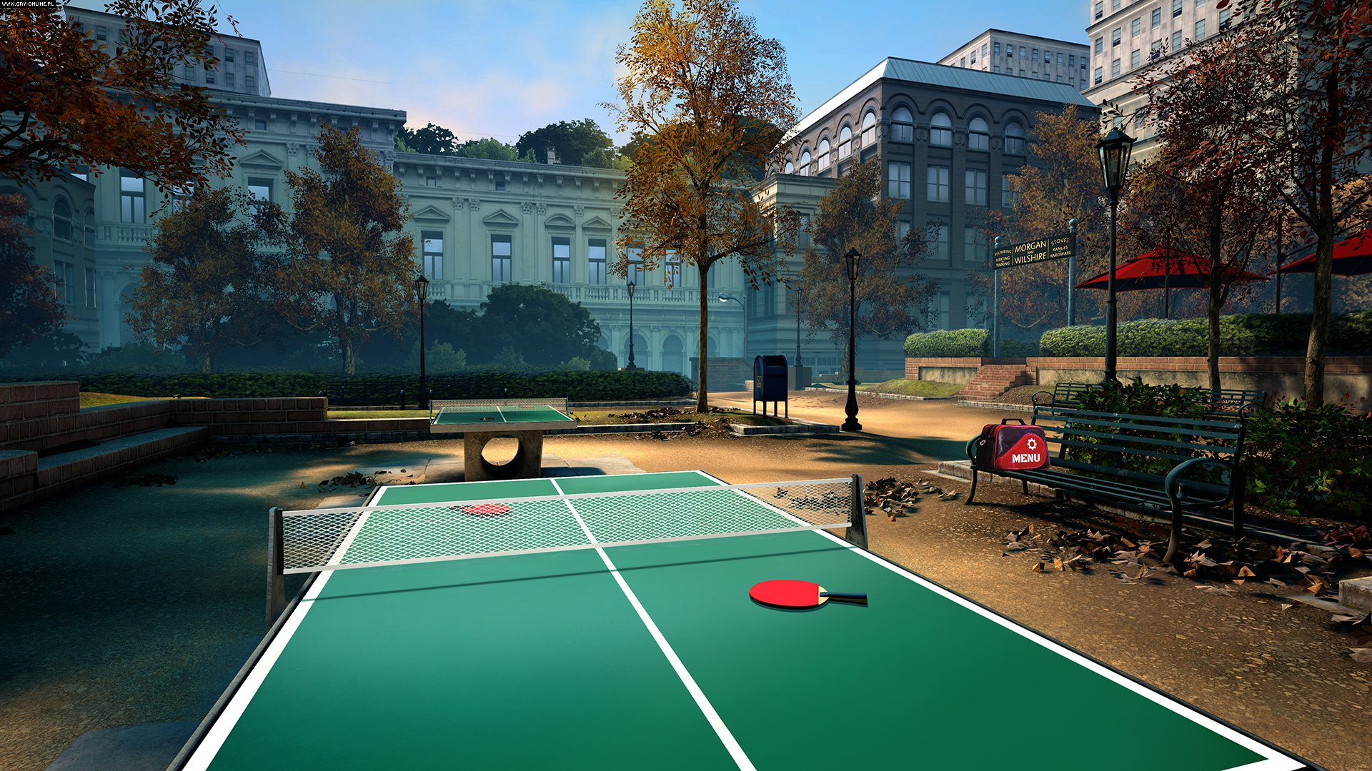 VR Ping Pong Pro PS4, PC Gry Screen 3/10, Reddoll Srl, Merge Games
