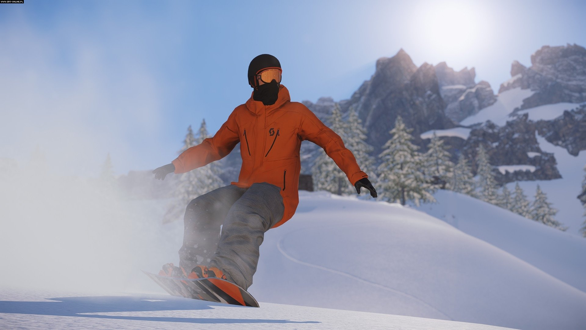 SNOW PC Gry Screen 4/14, Poppermost Productions, Crytek