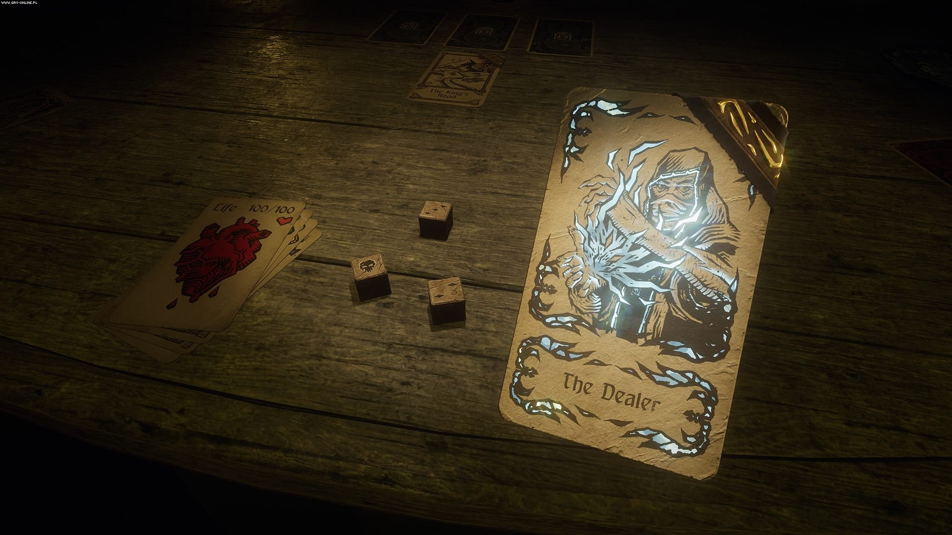 Hand of Fate 2 PC, PS4, XONE, Switch Gry Screen 6/33, Defiant Development