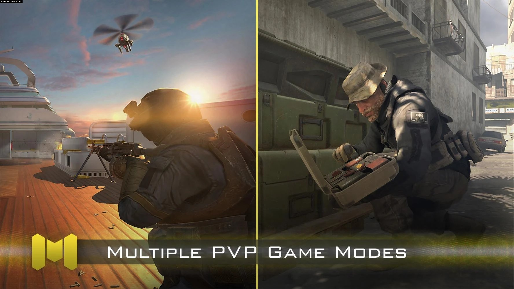 Call of Duty: Mobile iOS, AND Gry Screen 4/5, Tencent, Activision Blizzard