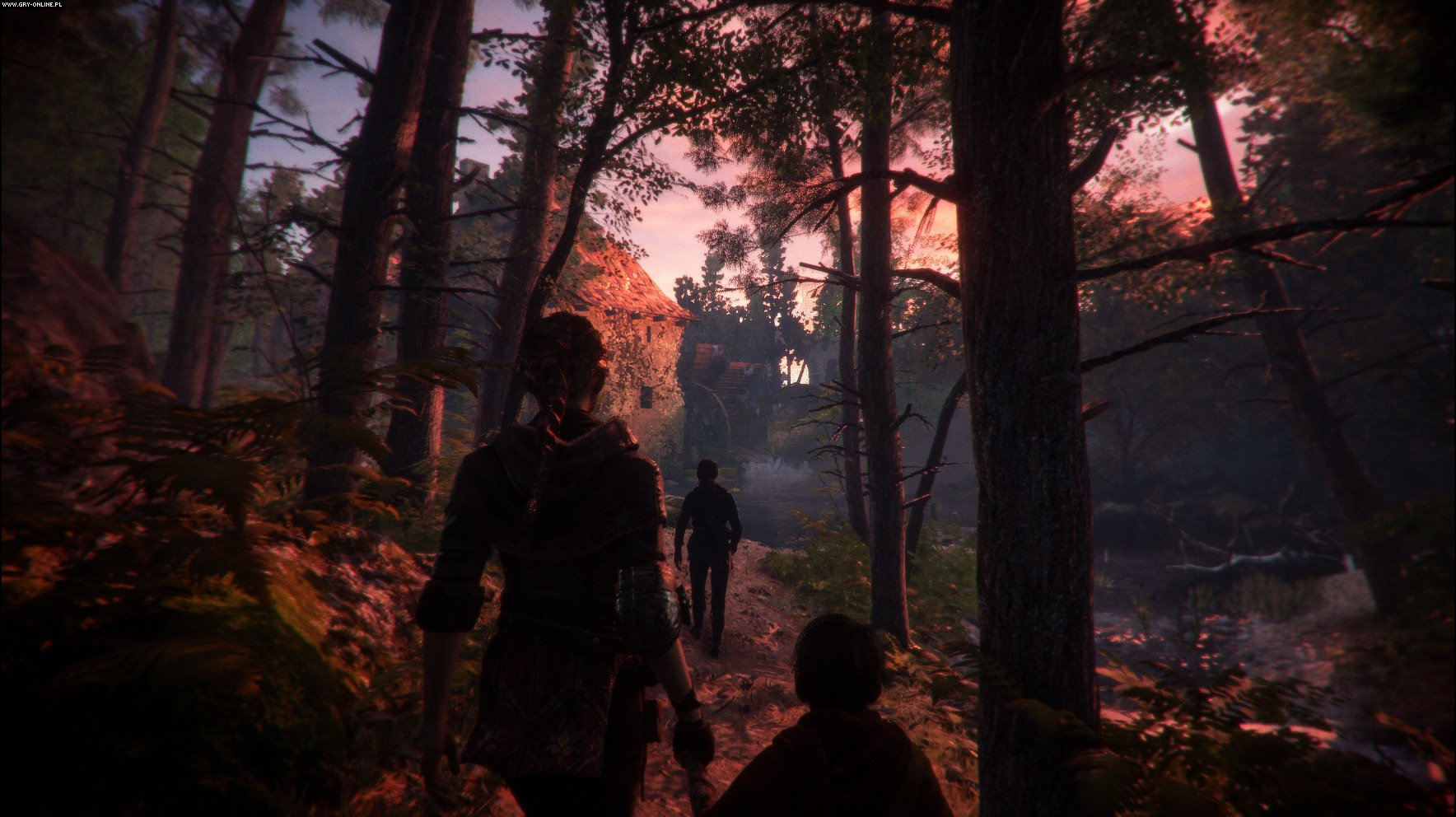 A Plague Tale: Innocence PC, PS4, XONE Gry Screen 5/30, Asobo Studio, Focus Home Interactive