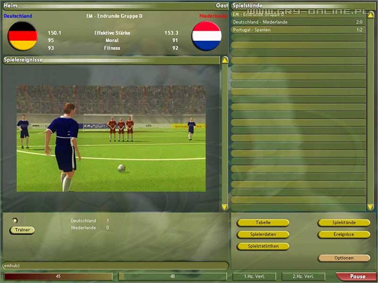 Kicker Online Manager