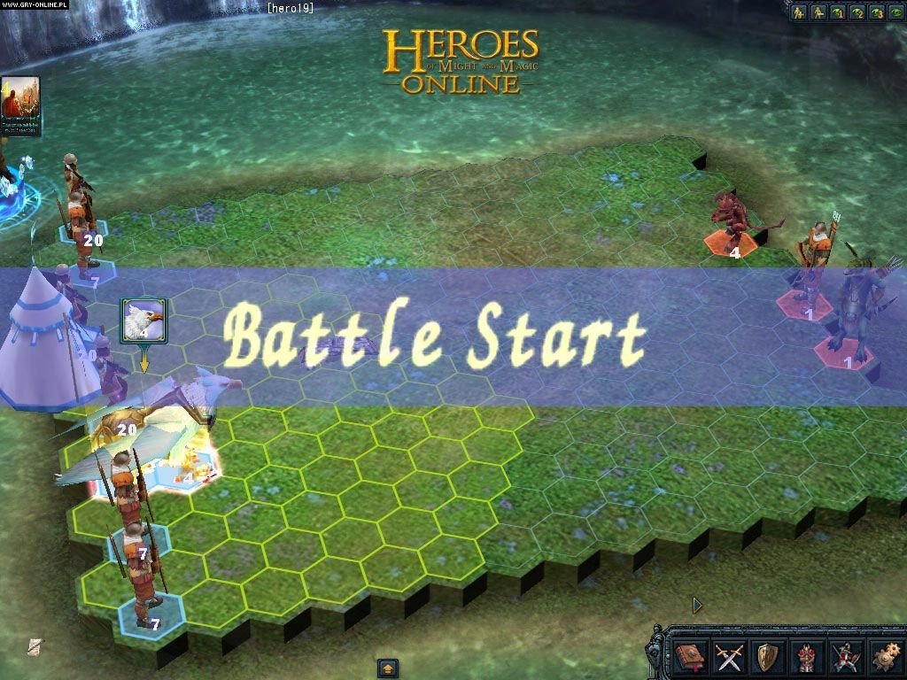Heroes of Might and Magic Online PC Gry Screen 4/9, TQ Digital Entertainment, Ubisoft