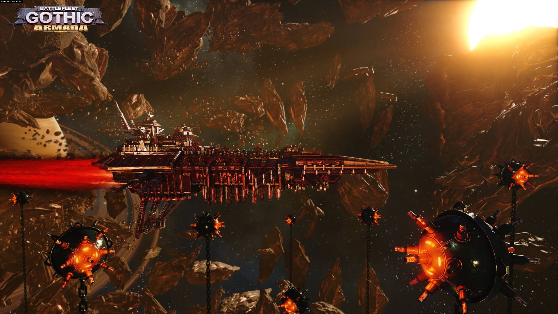 Battlefleet Gothic: Armada PC Gry Screen 15/21, Tindalos Interactive, Focus Home Interactive