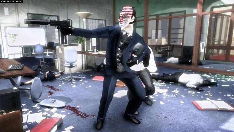 PayDay: The Heist PS3 Gry Screen 70/70, OVERKILL Software, Daybreak Game Company / Sony Online Entertainment