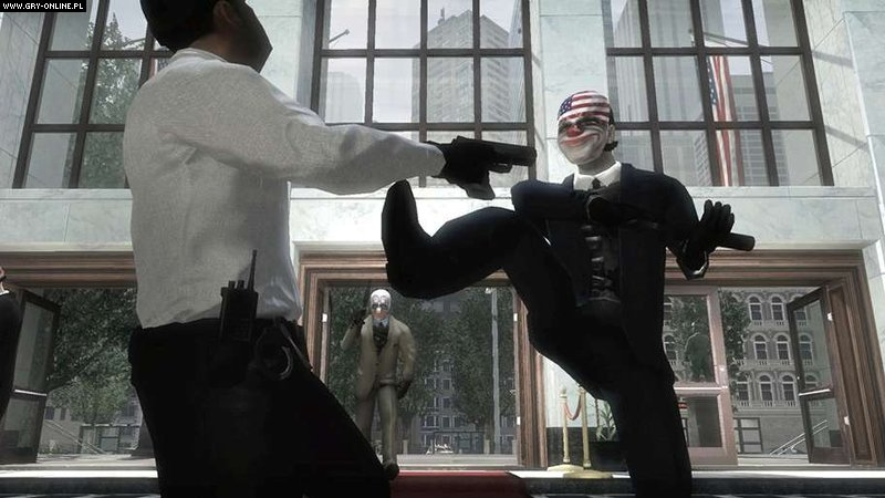 PayDay: The Heist PS3 Gry Screen 59/70, OVERKILL Software, Daybreak Game Company / Sony Online Entertainment
