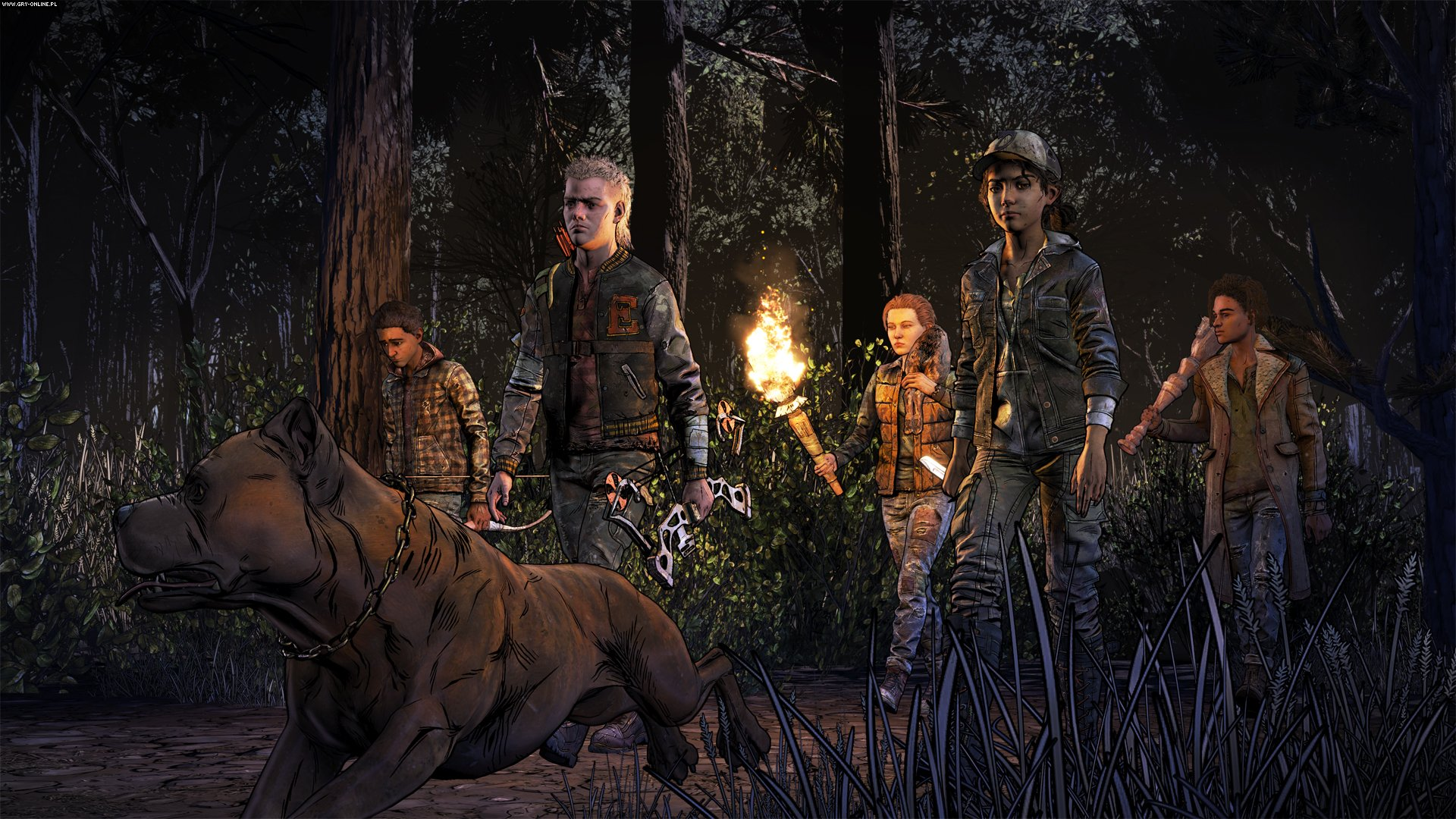 The Walking Dead: The Final Season PC, PS4, XONE, AND, iOS, Switch Gry Screen 24/29, Telltale Games
