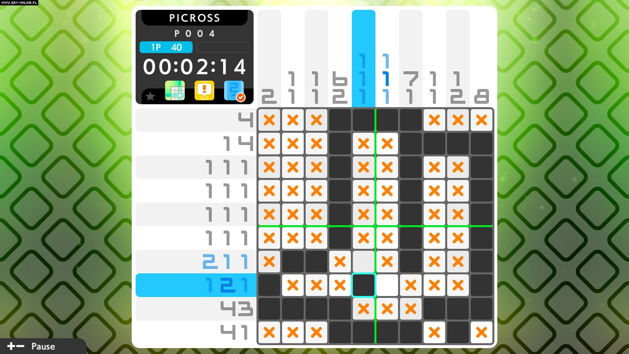 Picross S3 Switch Gry Screen 4/6, Jupiter Corporation