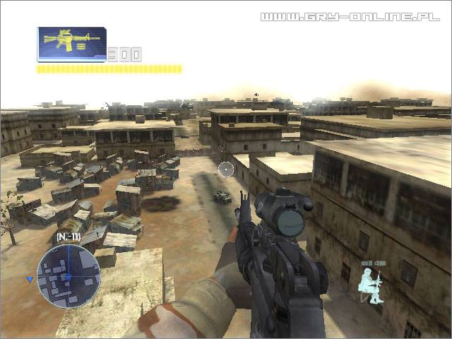 Delta Force: Helikopter w Ogniu XBOX Gry Screen 2/40, Novalogic Inc.