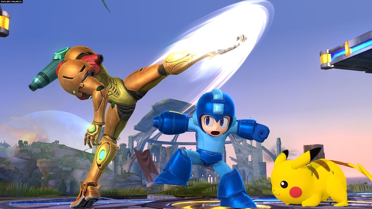 Super Smash Bros. WiiU Gry Screen 252/252, Bandai Namco Entertainment, Nintendo