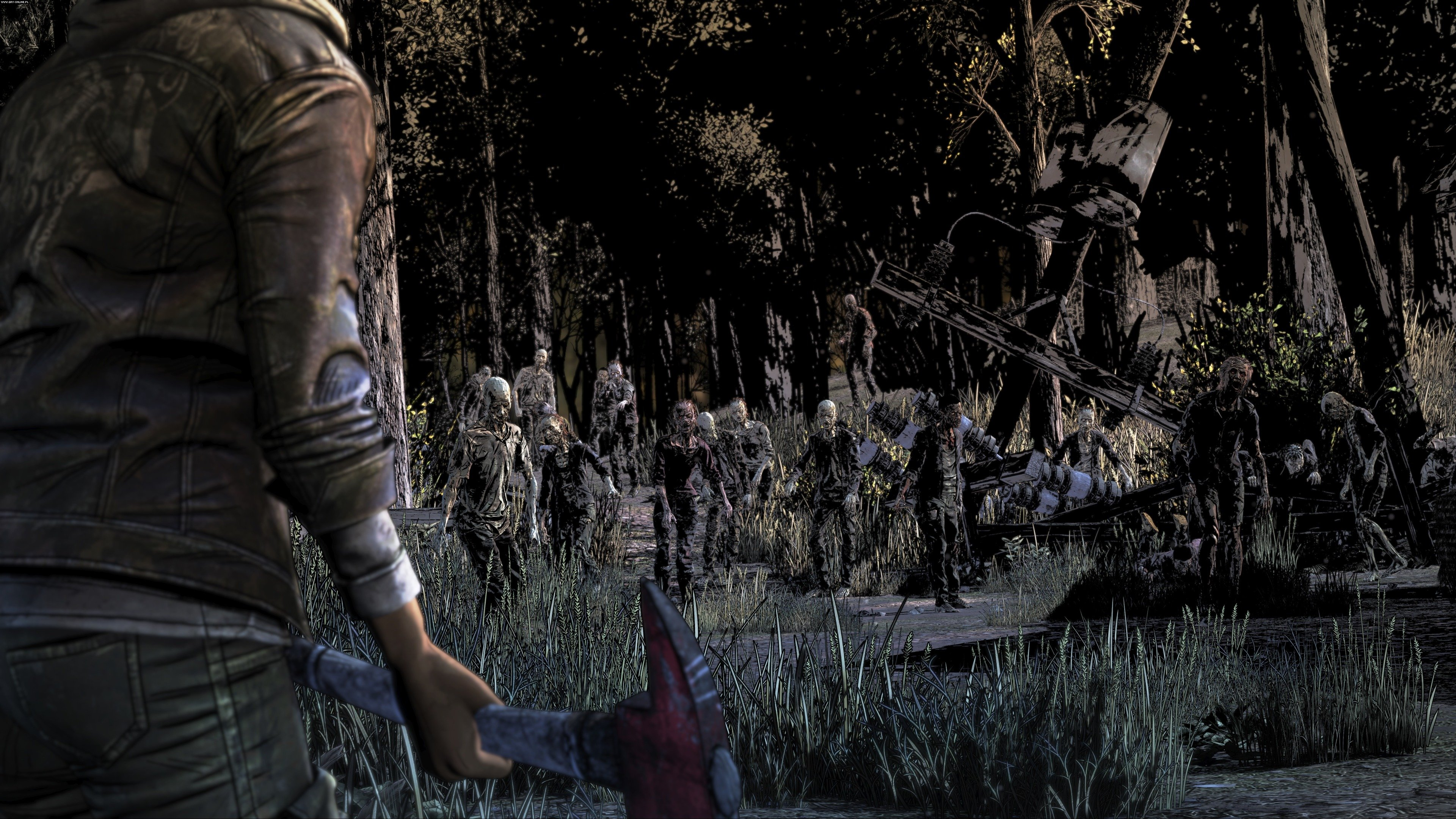 The Walking Dead: The Final Season PC, PS4, XONE, AND, iOS, Switch Gry Screen 3/29, Telltale Games