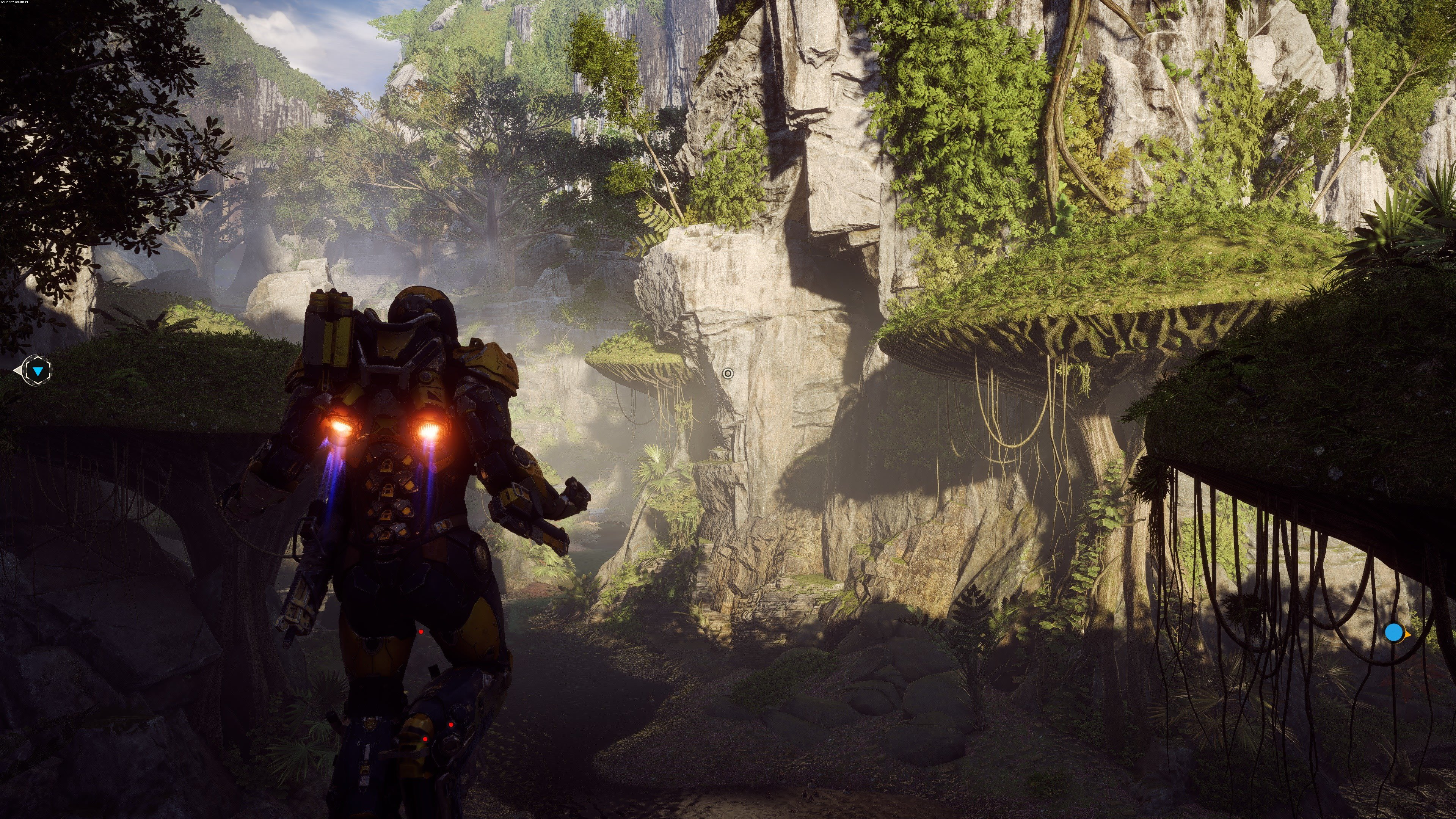 Anthem PC, PS4, XONE Gry Screen 7/52, BioWare Corporation, Electronic Arts Inc.