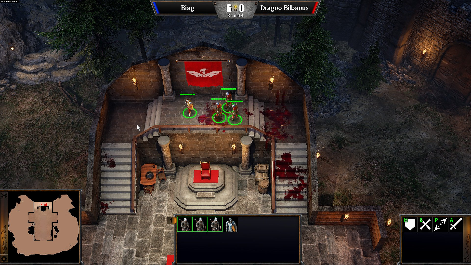 Bannermen PC Gry Screen 5/5, Pathos Interactive, 2tainment