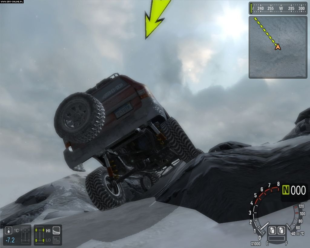 Motorm4x: Offroad Extreme PC Gry Screen 82/99, The Easy Company, CI Games / City Interactive