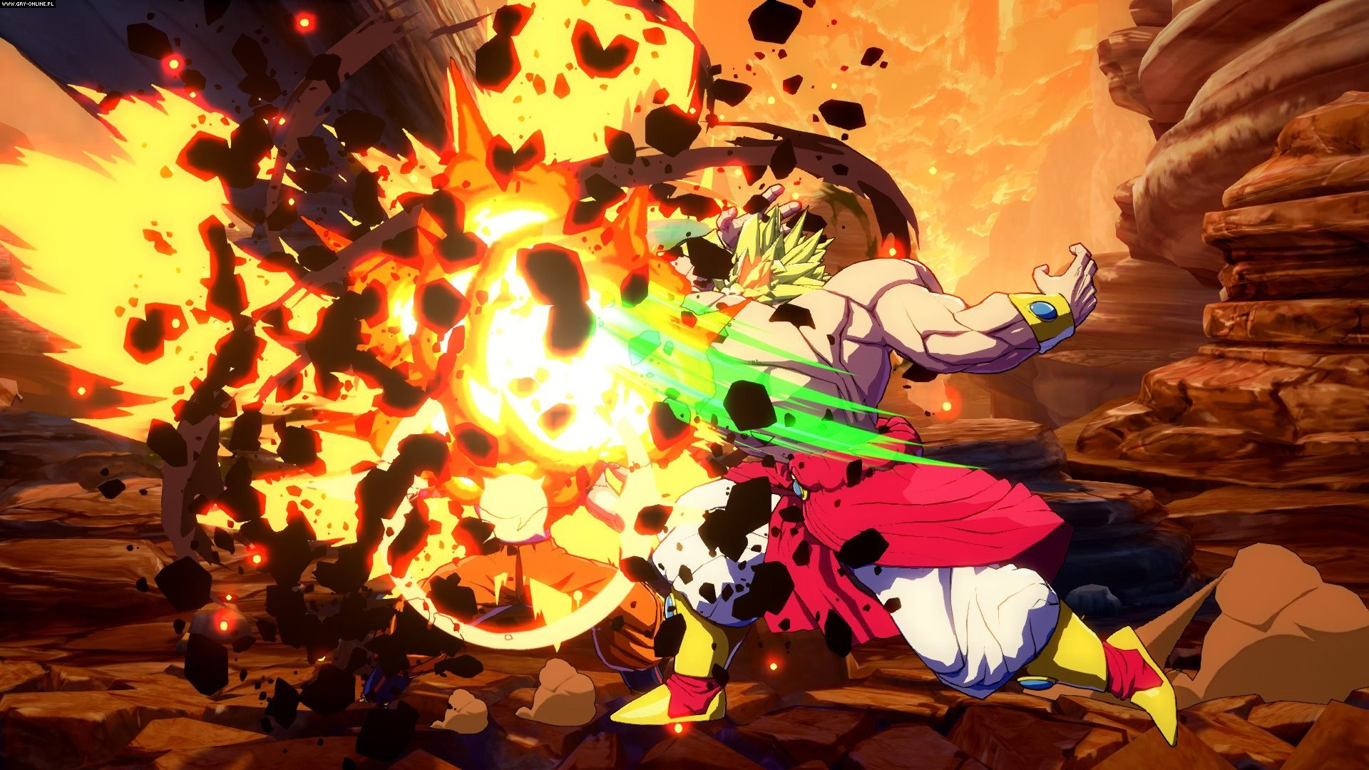 Dragon Ball FighterZ PC, PS4, XONE, Switch Gry Screen 70/230, Arc System Works, Bandai Namco Entertainment