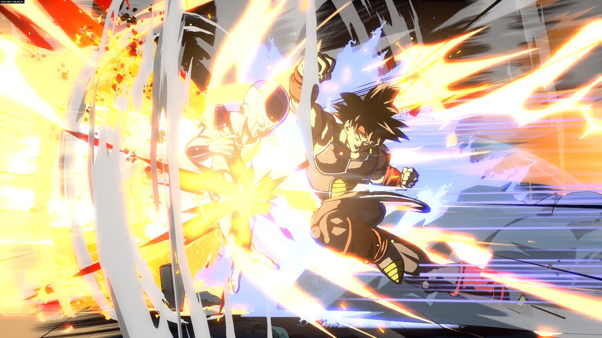 Dragon Ball FighterZ PC, PS4, XONE, Switch Gry Screen 64/230, Arc System Works, Bandai Namco Entertainment
