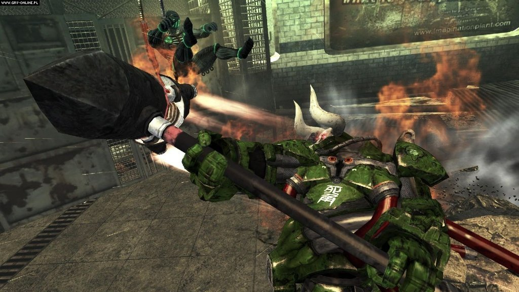 Anarchy Reigns PS3 Gry Screen 69/82, PlatinumGames, SEGA