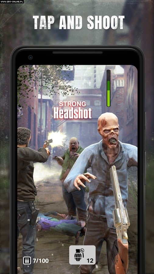 The Walking Dead: Our World AND, iOS Gry Screen 2/4, Next Games