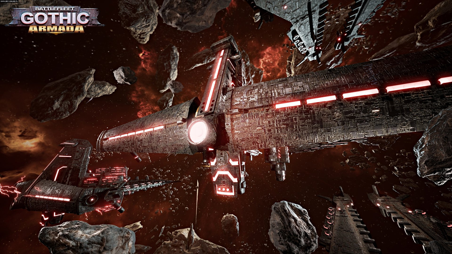 Battlefleet Gothic: Armada PC Gry Screen 1/21, Tindalos Interactive, Focus Home Interactive