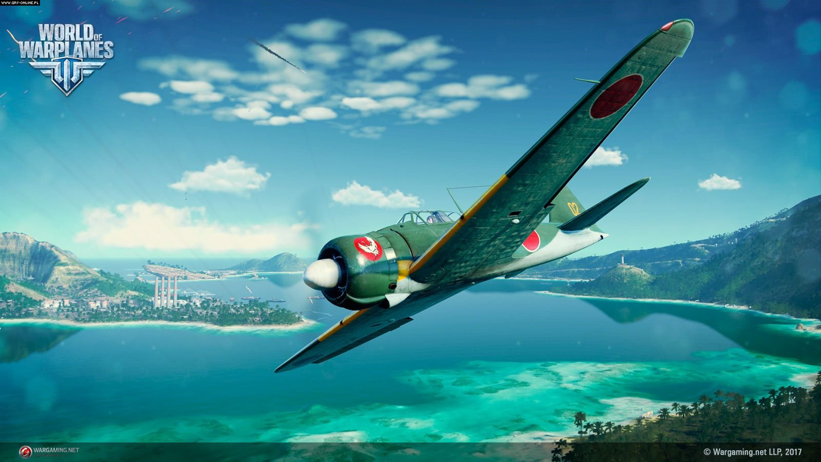 World of Warplanes PC Gry Screen 4/175, Wargaming