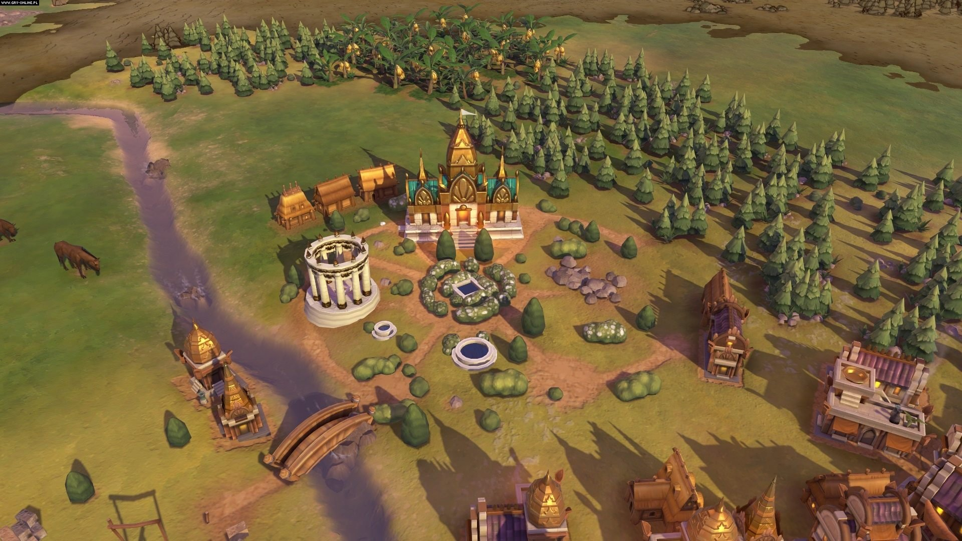Sid Meier's Civilization VI PC, PS4, XONE, Switch Gry Screen 6/94, Firaxis Games, 2K Games