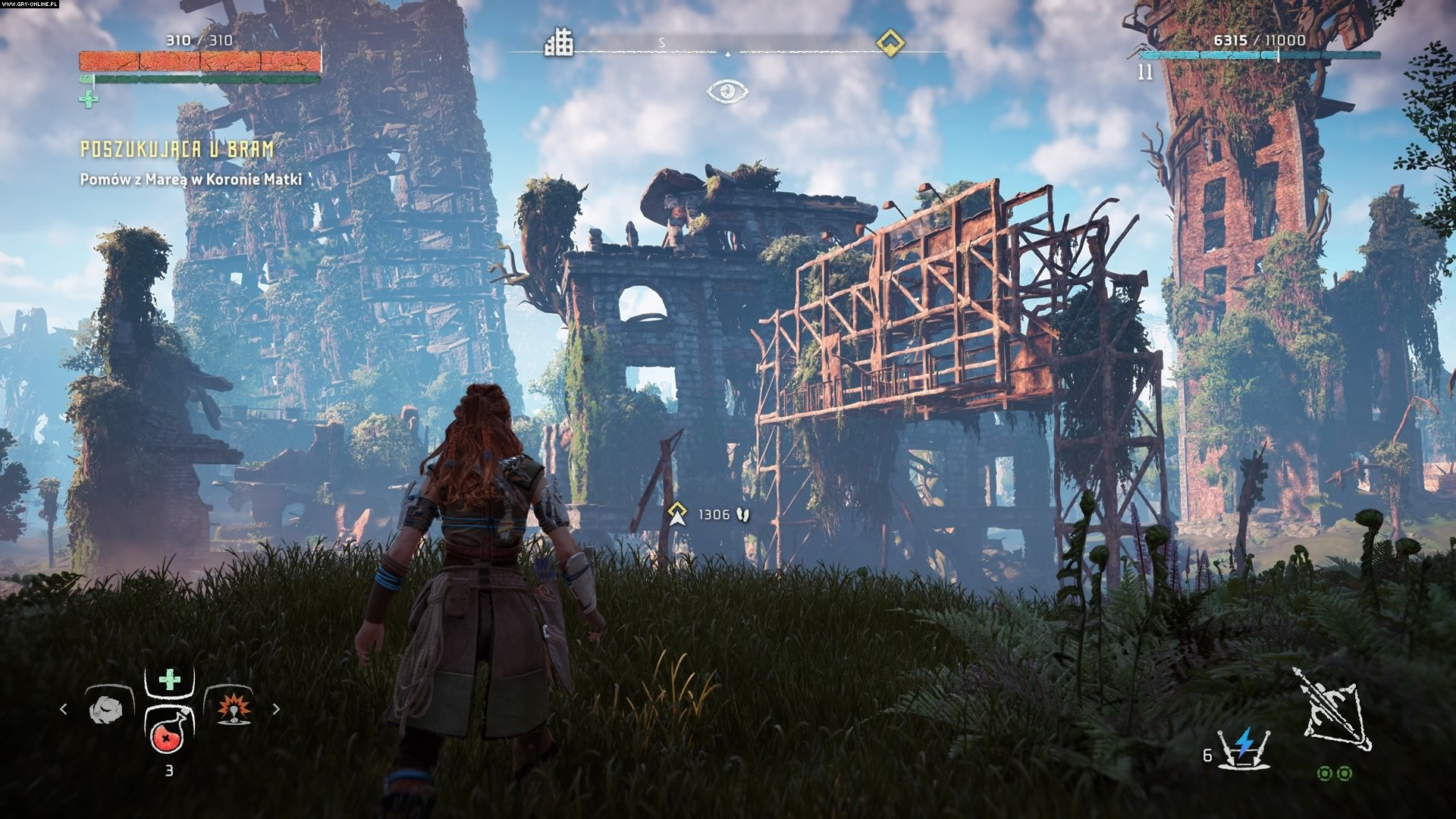 Horizon: Zero Dawn PS4 Gry Screen 74/131, Guerrilla Games, Sony Interactive Entertainment