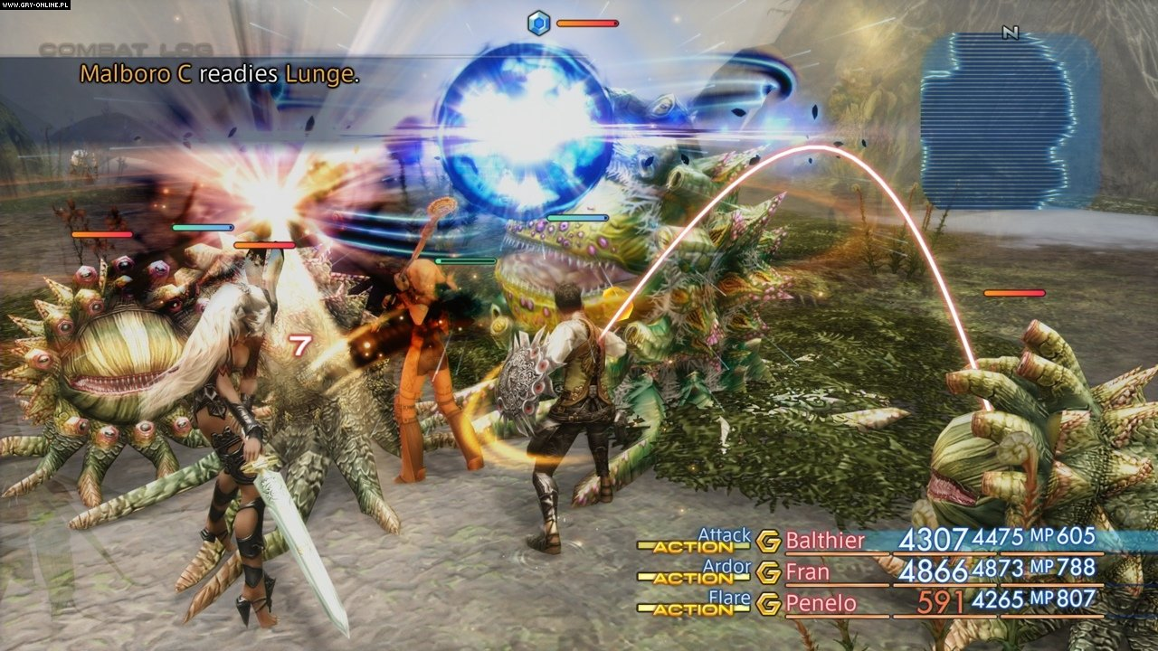 Final Fantasy XII: The Zodiac Age PS4 Gry Screen 67/71, Square-Enix / Eidos