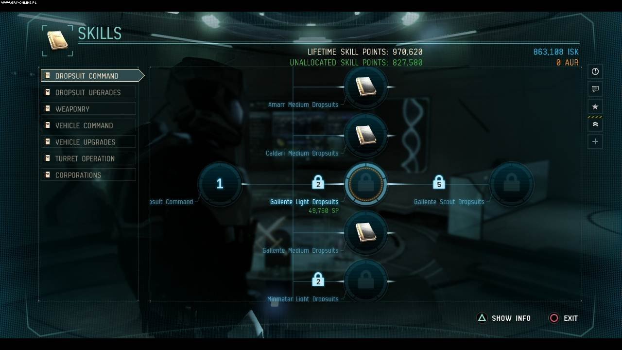 DUST 514 PS3 Gry Screen 4/72, CCP Games / Crowd Control Productions