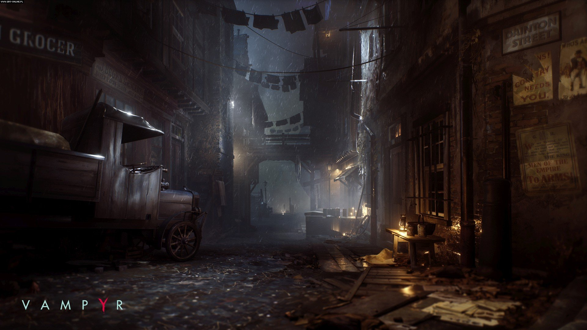 Vampyr PC, PS4, XONE, Switch Gry Screen 2/17, DONTNOD Entertainment, Focus Home Interactive