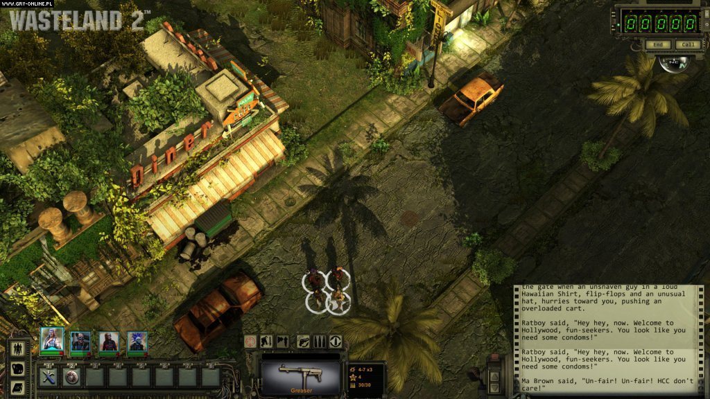 Wasteland 2 PC Gry Screen 12/42, inXile entertainment, Deep Silver / Koch Media