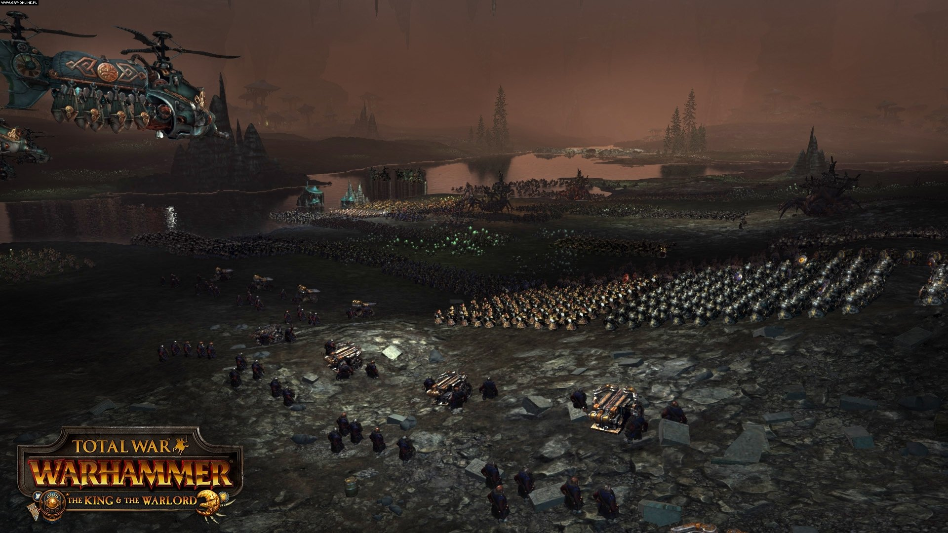 Total War: Warhammer PC Gry Screen 9/106, Creative Assembly, SEGA