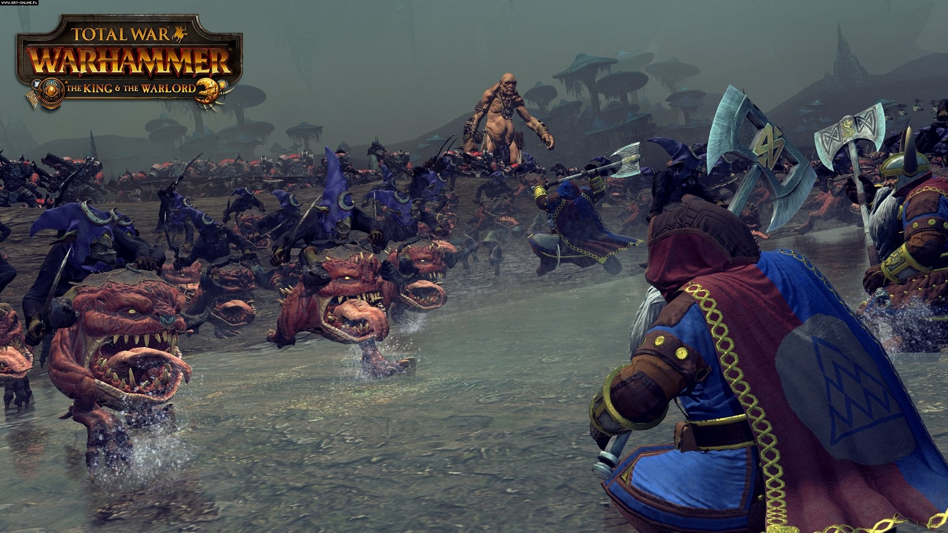 Total War: Warhammer PC Gry Screen 7/106, Creative Assembly, SEGA