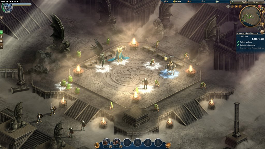 Might & Magic: Heroes Online WWW Gry Screen 1/20, Blue Byte GmbH, Ubisoft