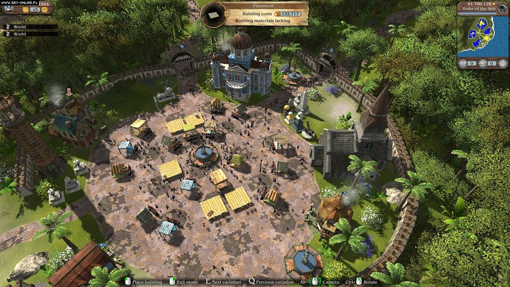 Port Royale 3: Pirates & Merchants PC Gry Screen 12/46, Kalypso Media