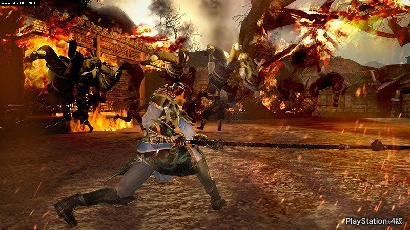 Dynasty Warriors 8: Xtreme Legends PS4 Gry Screen 2/10, Omega Force, Koei Tecmo