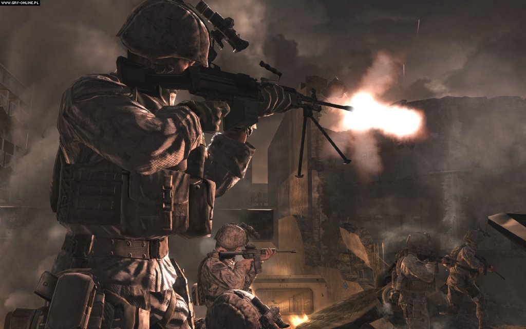 Call of Duty 4: Modern Warfare X360 Gry Screen 121/139, Infinity Ward, Activision Blizzard