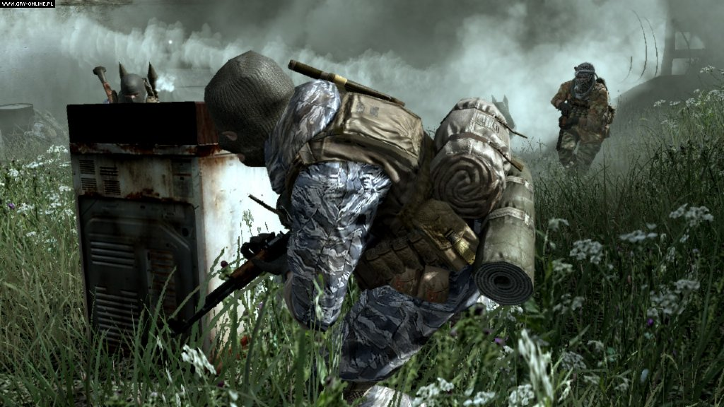 Call of Duty 4: Modern Warfare X360 Gry Screen 118/139, Infinity Ward, Activision Blizzard