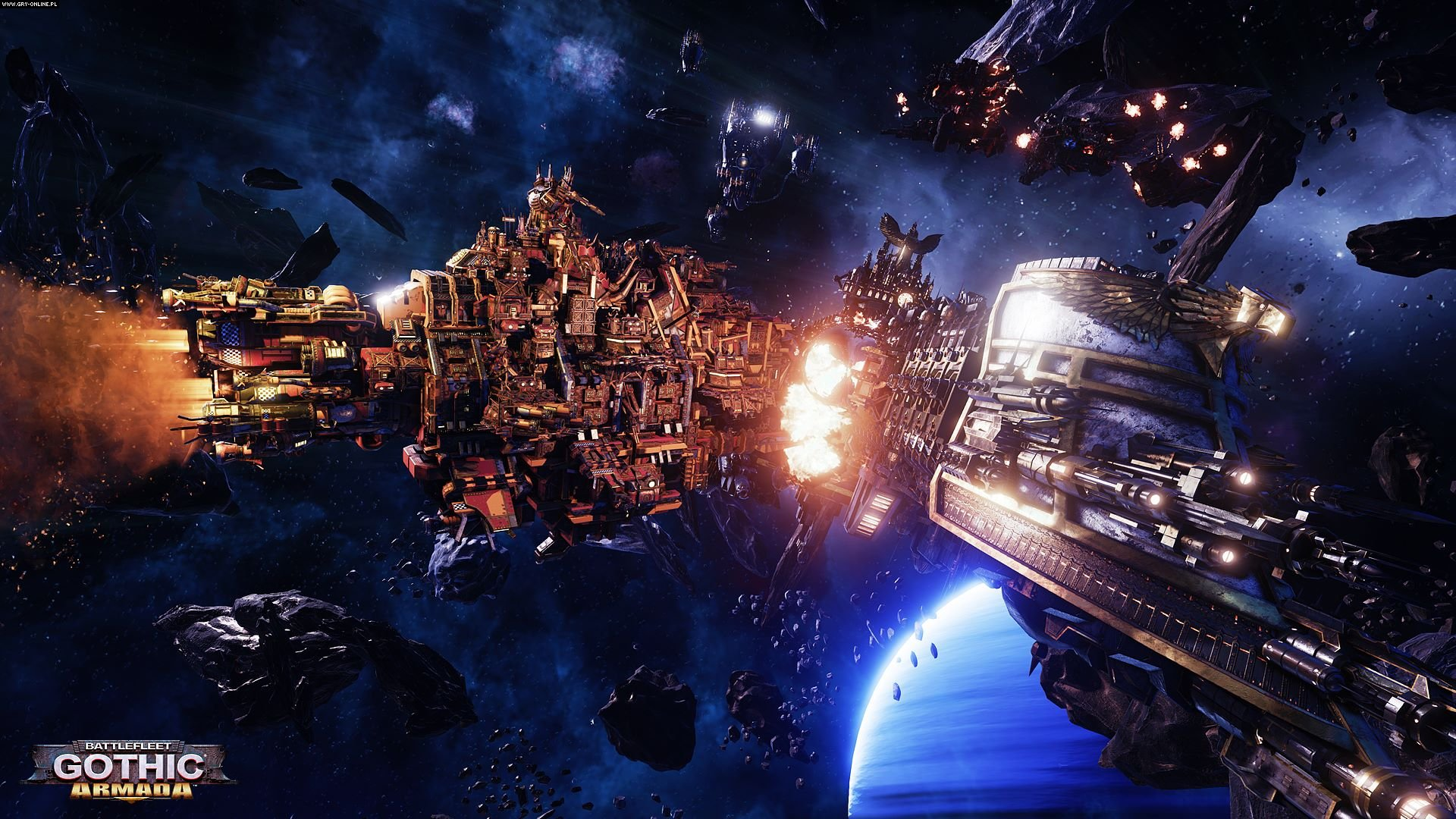 Battlefleet Gothic: Armada PC Gry Screen 13/21, Tindalos Interactive, Focus Home Interactive